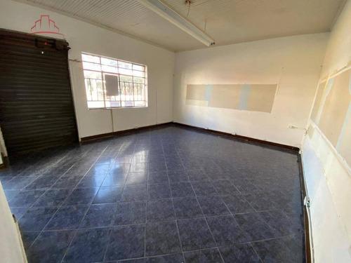 Loja Para Alugar, 97 M² Por R$ 2.500,00/mês - Centro - Curitiba/pr - Lo0037
