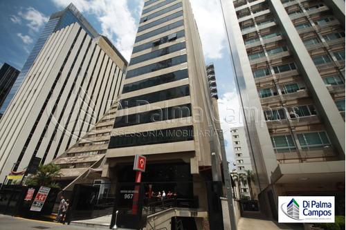 Imagem 1 de 15 de Conjunto Comercial Em Andar Inteiro Na Av. Paulista Defronte Ao Ed. Gazeta - Dp4729