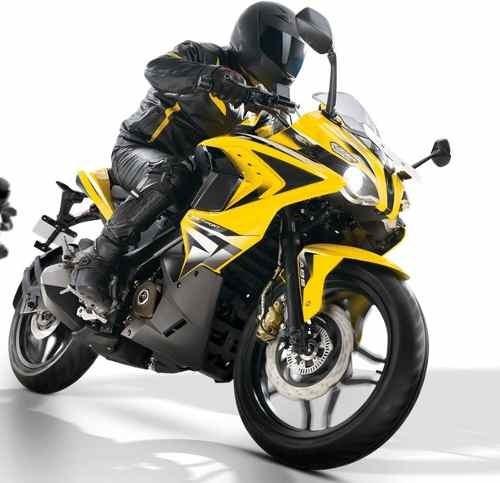 Moto Bajaj Rouser Rs 200 Neomotos