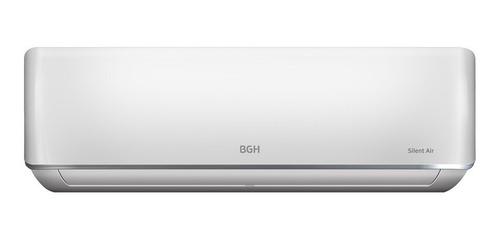 Imagen 1 de 3 de Aire acondicionado BGH split inverter frío/calor 4500 frigorías blanco 220V BSI53WCCR