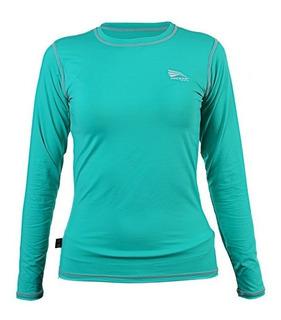 Camisa/camiseta Proteção Uv Feminina