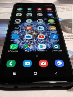 Samsung S9 Plus 128 Gb - Semi Novo - Excelente Estado