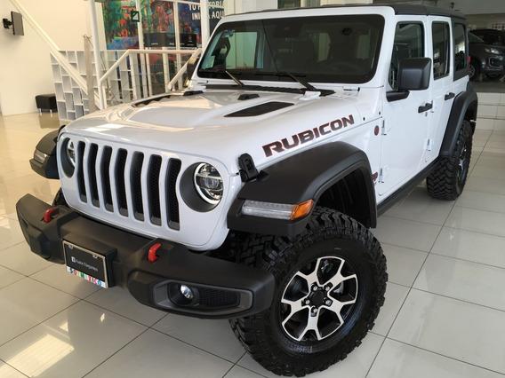 Jeep Wrangler Unlimited Rubicon Motor 3.6l 2019