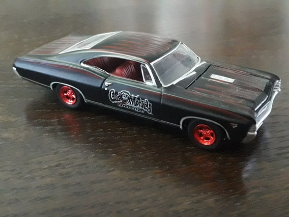 Johnny Lightning Premium G/momky Impala Ss 65 Gm Colecciones