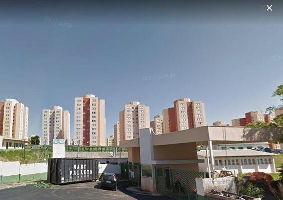 Apartamento Em Bandeiras, Osasco/sp De 54m² 2 Quartos À Venda Por R$ 130.128,10 - Ap393313