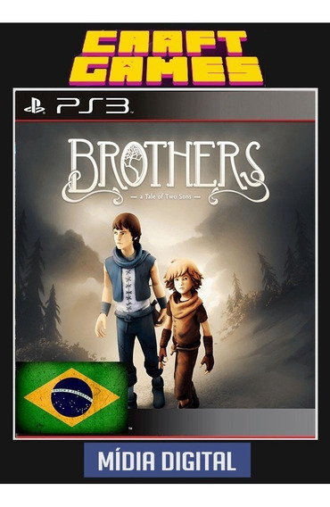 Brothers A Tale Of Two Sons Pt-br Ps3 Psn Envio Imediato