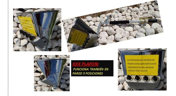 Xxx-clusivo Para Plafones ; Lanzadora Mortero, Estuco.