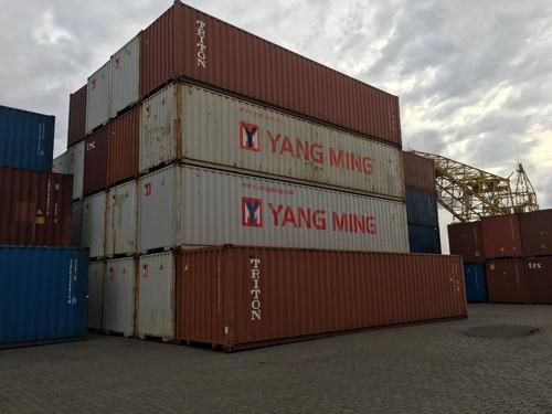 Contenedores Containers Marítimos 40' Usados Nacionalizados