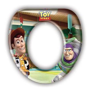 Adaptador Infantil Para Vaso Sanitario Toy Story Gedex