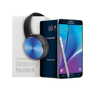 Samsung Galaxy Note 5 32gb 4gb Ram Sp + Diadema