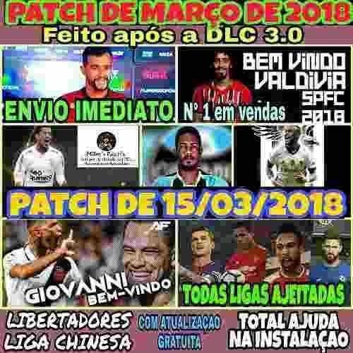 Patch Pes 2018 Ps4 Libertadores, Bundesliga