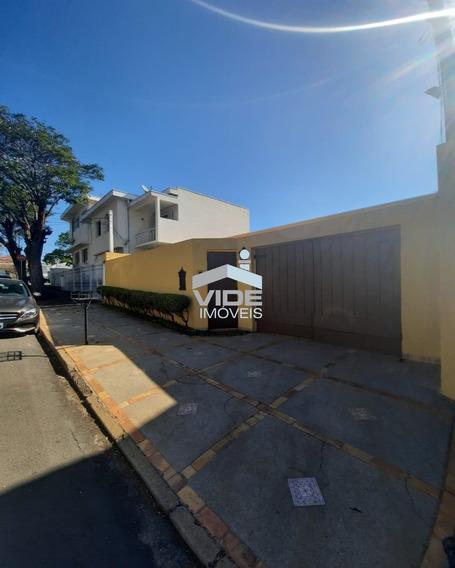 Casa Para Locação No Bairro N.s. Auxiliadora - Próximo A Lagoa Do Taquaral - Ca04077 - 68312447