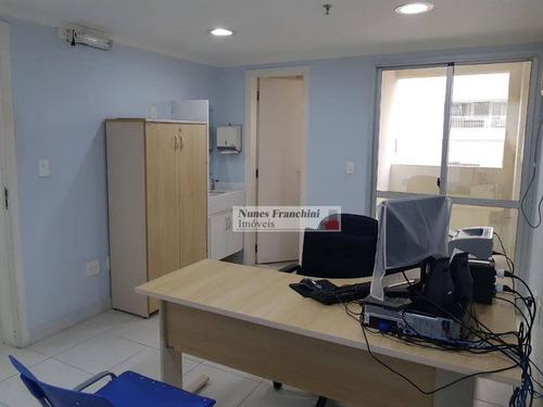 Casa Verde - Zn/sp- 2 Salas Comerciais, 2 Banheiros, Sacada - R$ 220.000,00 - Sa0065