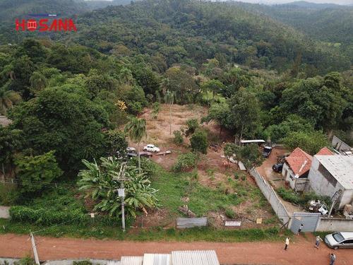 Terreno Em Área De Chácaras À Venda, 816 M² Por R$ 163.244 - Chácaras Das Colinas - Franco Da Rocha/sp - Te0419