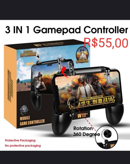 Game Pad 3 In 1