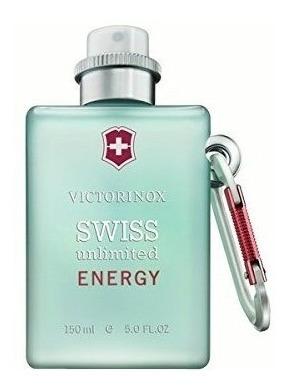 Perfume Victorinox Swiss Unlimited Energy Edc M 150ml