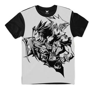 Camiseta Samurai X Rurouni Kenshin Anime Mangá Desenho Hq