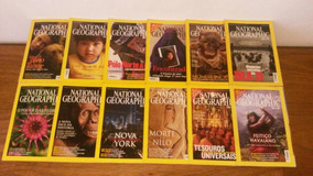 Revistas National Geographic (2002) Nº 21 Ao 32 Ed.abril