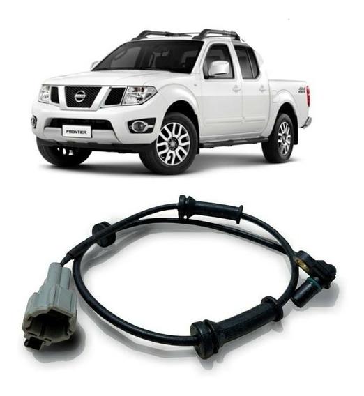 Sensor Freio Abs Dianteiro Nissan Frontier 2.5 4x4 2010