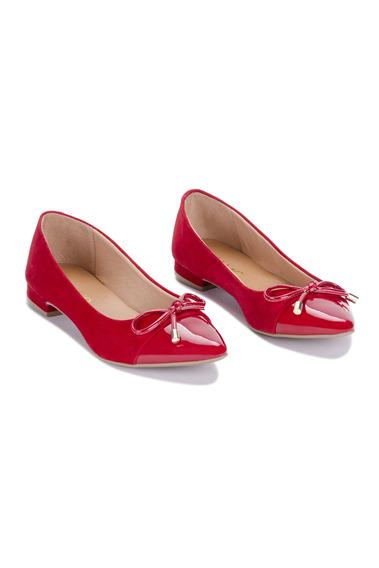 Zapatos Mujer Viamo Agueda Rojo