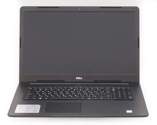 Notebook Dell Intel Core I5 8265u 8gb 1tb+128ssd 17.3 W10
