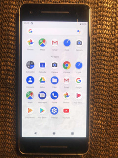 Teléfono Google Pixel 2 Libre De Fabrica (global Unlocked)