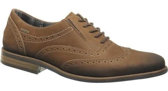 Sapato Pegada 124506-04 Couro