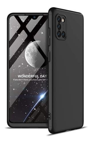 Capa Capinha 360 Fosca Anti Impacto Samsung Galaxy A21s 6.5