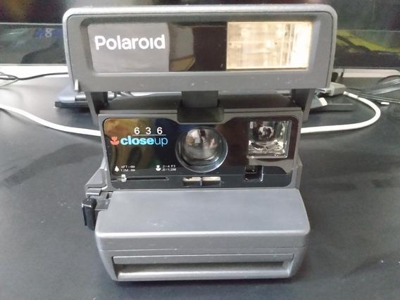 Camera Polaroid Antiga Vintage Colecionador
