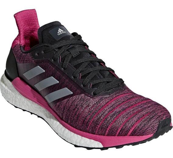 Tênis Running adidas Feminino Solar Glider Aq0335 Pink Chumb