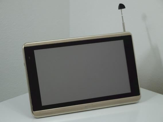 Tv Lcd Digital Isdb-t 5pol. +gps +blueto +tela Touch +mp3 E4