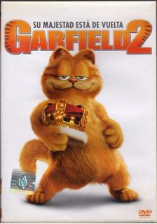 Garfield 2 ( Jennifer Love Hewitt ) Dvd Original