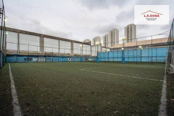 Galpão Para Alugar, 3800 M² Por R$ 45.000,00/mês - Jaguaré - São Paulo/sp - Ga0045