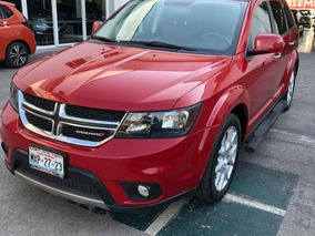 Dodge Journey 3.7 R-t 3.6 Nav Dvd At 2016 Credito!!!!!