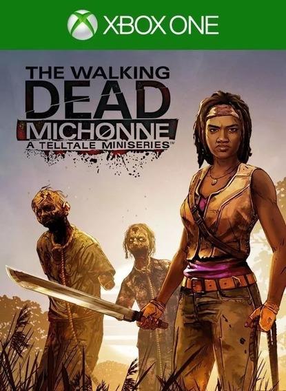 The Walking Dead: Michonne Digital Online - Xbox One
