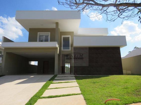 Casa Com 3 Dormitórios À Venda, 350 M² Por R$ 2.400.000 - Condomínio Terras De Vinhedo - Vinhedo/sp - Ca4135
