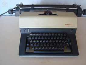 Maquina De Escrever Facit 1142 - Nova Na Caixa