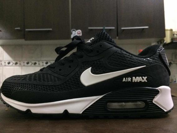 air max 90 hombres negras