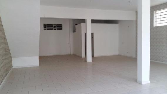 Salão Para Alugar, 110 M² Por R$ 1.800,00/mês - Conserva - Americana/sp - Sl0126