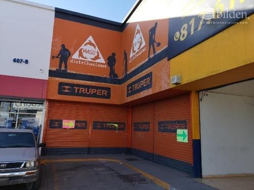 Local En Renta En Luis Echeverria Alvarez