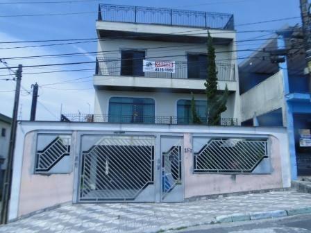 Casa, 6 Quartos, Jardim Guapituba Mauá - Ca0016