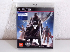 Destiny Ps3 Midia Fisica Original