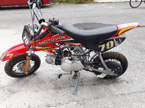 Moto Cross Motovox 70cc