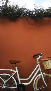 Bici Paseo Niña Vintage Rodado 20 Única! Garantía Envíos