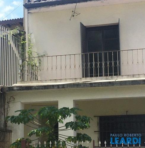Imagem 1 de 6 de Casa Assobradada - Aclimação  - Sp - 634909