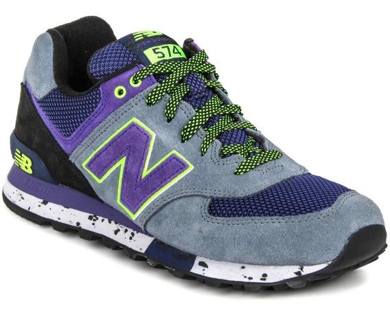 Zapatillas New Balance Ml574 90´s Pack Hombre Urbanas