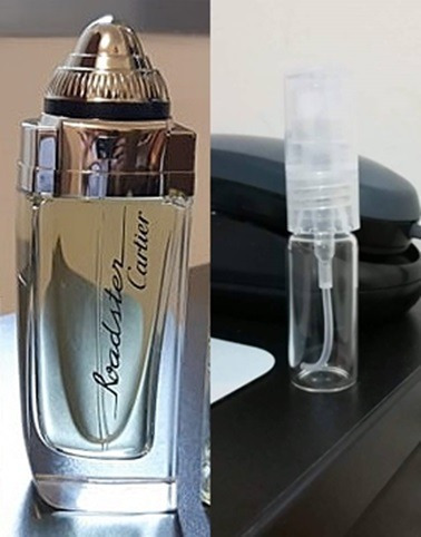 Amostra Decant Perfume Cartier Roadster - 5ml