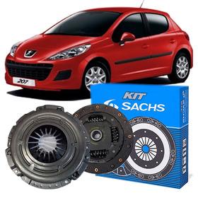 Kit Embreagem Peugeot 207 1.6 16v Flex 2008 A 2016 Sachs