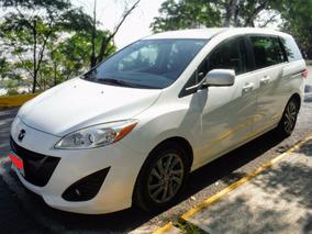 Mazda 5 2.5 Sport Mt Blanca Oferta De Garage! Con Rines