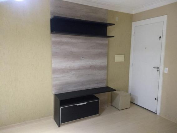 Apartamento Com 2 Dormitórios À Venda, 49 M² Por R$ 212.000 - Jardim São Luiz - Jandira/sp - Ap1882
